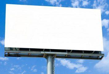 Panneau d'affichage ou un panneau d'affichage: quelle version est correcte?
