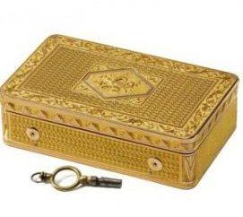 Che cosa è una scatola di tabacco e che cosa serve