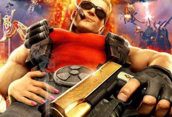 """Duke Nukem Forever: o jogo de passes. Passagem de Duke Nukem Forever: """"Beehive"""", """"Rainha"""", """"Burger Dyuk"""", """"sala de Motor"""""""