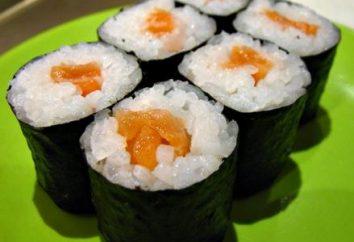 Comment préparer des sushis à la maison