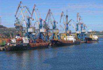 Vanino puerto – puerto. Khabarovsk, Vanino