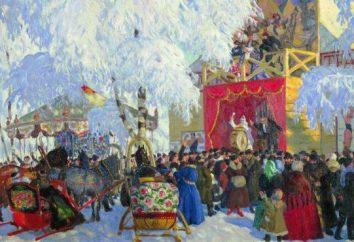 Storia del Carnevale in Russia