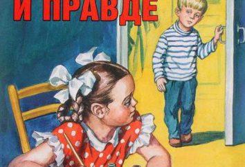 la gentillesse de l'école. Histoires pour les enfants (Oseeva Valentine)