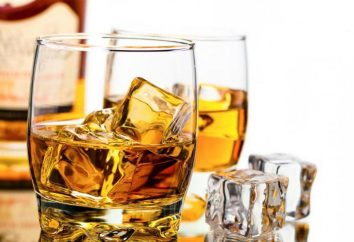 Die Zusammensetzung von Whisky in verschiedenen Ländern