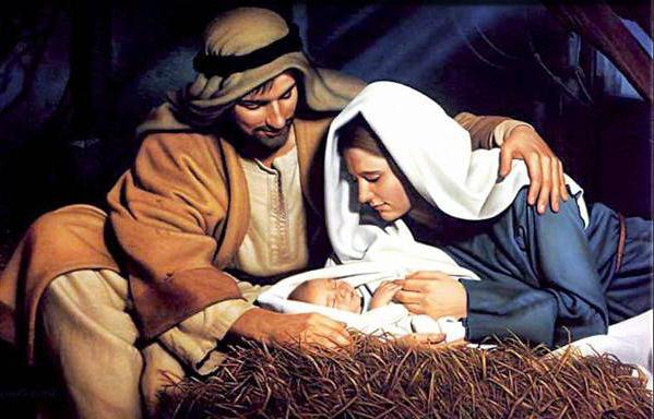 Biologischer Vater von Jesus Christus