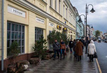 """""""Björn"""" – restauracja (Moskwa): opis, zdjęcia i opinie"""