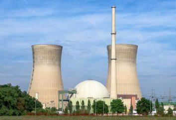 reattore nucleare: principi di funzionamento, ed il circuito dell'unità