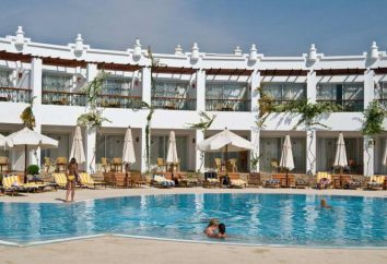 Hotel Melia Sinai 5 * (Sharm el Sheikh, Egitto): descrizione dell 'hotel, le valutazioni