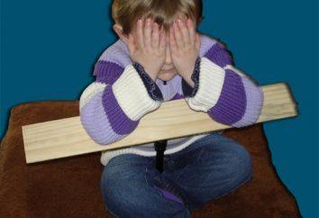 Deve haver exercícios para os olhos no jardim de infância?