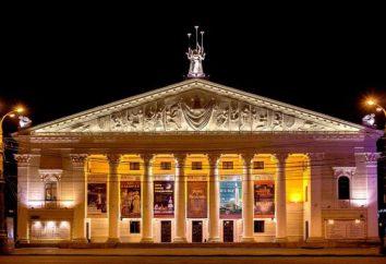 Teatr Opery i Baletu w Woroneżu: repertuar trupy zdjęcie