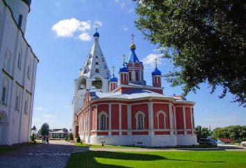 Świątynia ikona Tikhvin Matki Bożej w Kolomnie