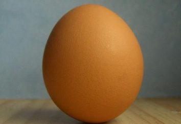 Korzyści i szkód z kurzego jaja. Najciekawszym