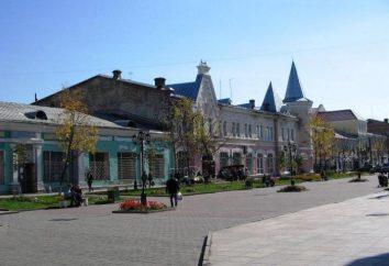 Zabytki miasta Ussuriysk: zdjęcie, opis