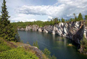 Natura della Karelia. Riposo in Karelia