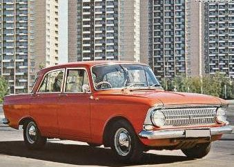 Moskwicz 412, legendarny samochód z przeszłości