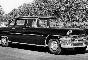 Autos USSR: Modelle und Fotos