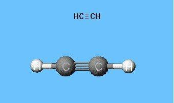 Come l'acetilene è stato preparato dal metano