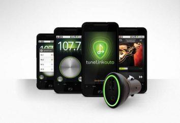 Funzione incredibilmente confortevole: FM-Trasmettitore per Android