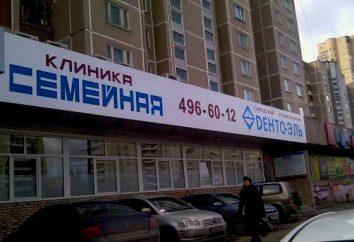 « Famille » cliniques « Shodnenskaya »: photos et des commentaires