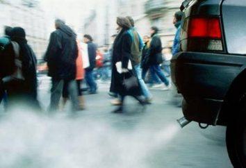 Gazy spalinowe i ich niebezpieczeństwo