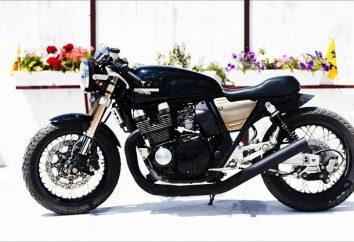 Yamaha XJR 400 – Representante motoproma clásico japonés