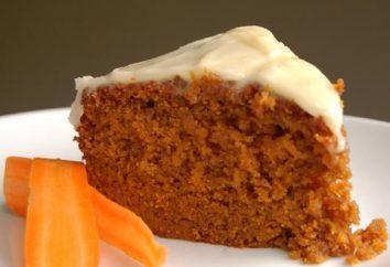 Gâteau aux carottes – la recette pour le bonheur de la famille de Osbournes