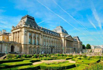 "Famille ""album"" Kings Royal Palace, Bruxelles"