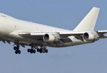 Boeing 747 400 – Dwupoziomowe międzykontynentalnych samolot