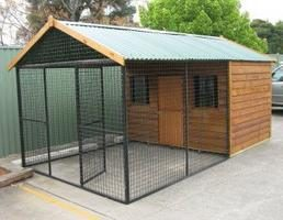 Czy to możliwe, aby kabiny dla psa z jego własnymi rękami?