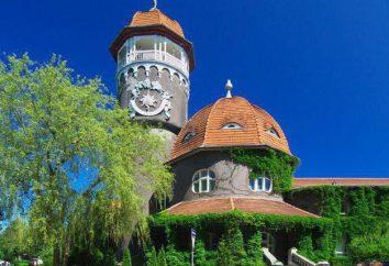 Atractivos de la región de Kaliningrado Svetlogorsk: descripción, historia e interesantes hechos