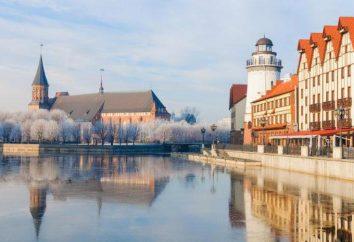 Kaliningrad, Kurbehandlung: Namen, Adressen, Bewertungen