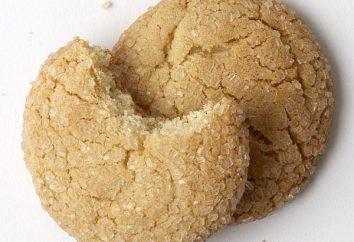 Recette pour biscuits au sucre pour la cuisson