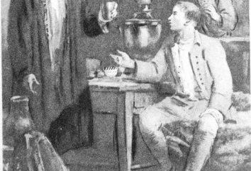 Come Grinyov incontrato il Generale? L'incontro, dal quale dipendeva il destino degli amanti