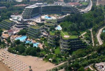 """Hotel """"Sunrise"""" (Turquía) – un día de fiesta elegante en la costa mediterránea"""