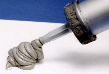 Uszczelnienie silikonowe: pole zastosowania i podstawowe właściwości