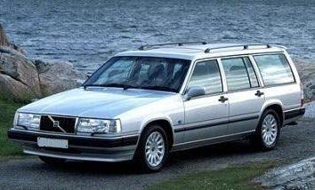 Volvo 940, un phénomène suédois