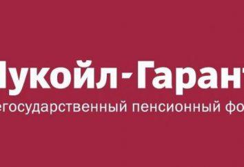 """""""Lukoil-Garant"""" – fonds de pension. Avis, fiabilité de retraite par capitalisation adresses de notation"""