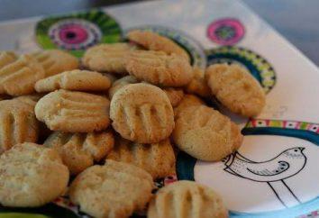Ciasteczka z majonezem, topiące się w ustach: przepis ze zdjęciem