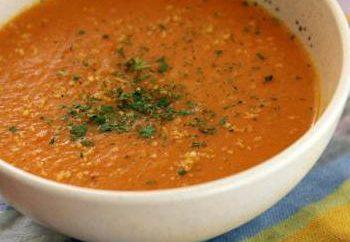zuppa piccante: ricetta con il pollo