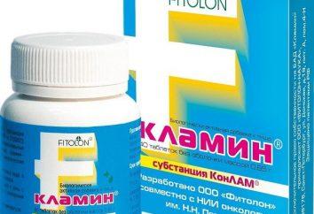 """El yodo-preparación que contiene """"Klamin"""": opiniones, instrucciones, indicaciones y contraindicaciones para su uso, el precio"""