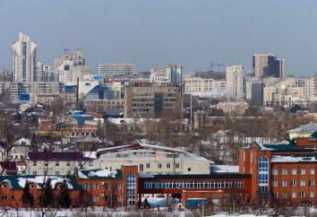 La población de Barnaul: la fuerza del empleo