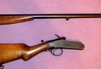 Caractéristiques IZH-5. arme lisse