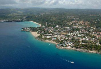 Repubblica Dominicana: Il tempo per mesi. La temperatura dell'aria e dell'acqua