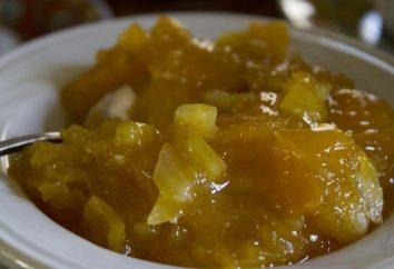 Délicieux confiture de citrouille au citron: comment se préparer pour l'hiver?