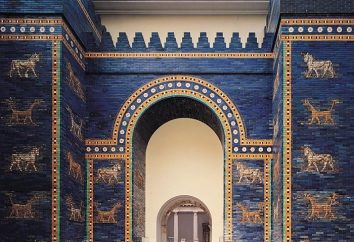 sztuka Mezopotamii: Główne cechy