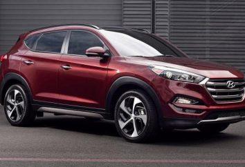 """SUV """"Hyundai"""": specyfikacje techniczne, zdjęcia i opinie"""