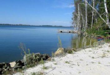 Lago Akakul (regione di Chelyabinsk). pesca sportiva