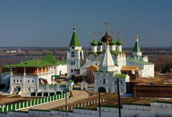 Pechersky Ascension Kloster in Nischni Nowgorod