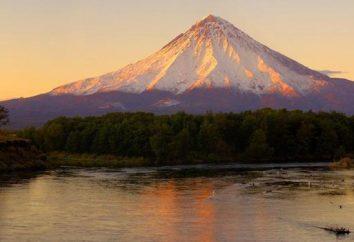 Kronotsky: Voyage au volcan