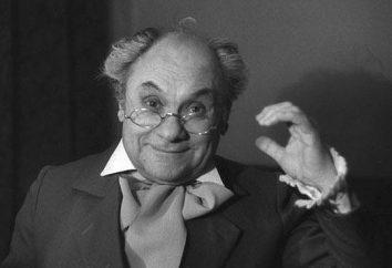 Attore Nikolai Trofimov: biografia, ruoli, film